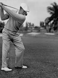 Ben Hogan Straight Lead Arm