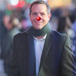 Hugh Howey Clown
